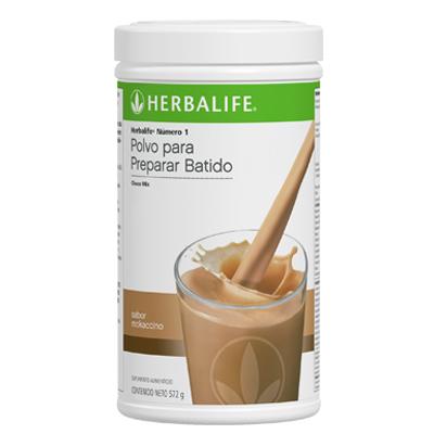 Herbalife® Fórmula 1 - Choco Mix sabor Mokaccino