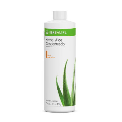 Herbal Aloe Concentrado Sabor Mandarina