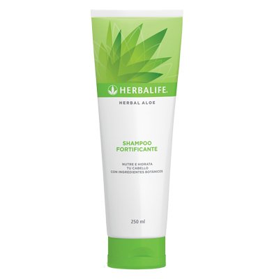 Shampoo Fortificante Herbal Aloe.