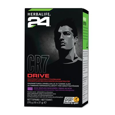 CR7 Drive -annospussit
