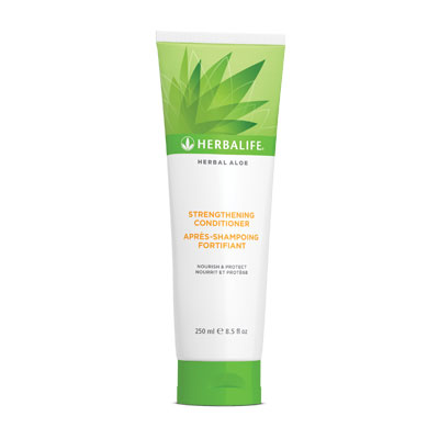 Herbal Aloe Apres-Shampoing Fortifiant