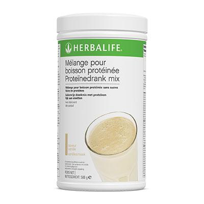 Mélange pour boisson protéinée vanilla