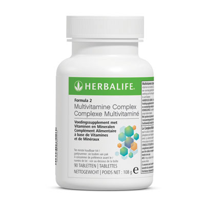 Formula 2 Multivitaminen