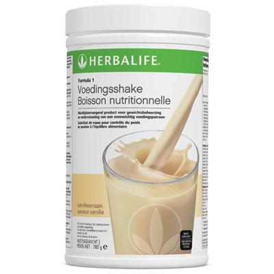 Formula 1 Evenwichtige Maaltijdvervangende shake - vanilla 780 gram