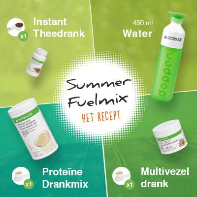 Summer Fuelmix
