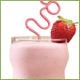 Strawberry-Kiwi Shake