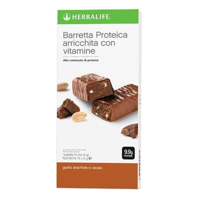 KIT Barrette Proteiche Gusto Cacao e Arachidi