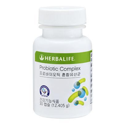 프로바이오틱 혼합유산균