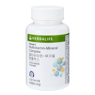 Formula 2 멀티비타민•무기질 컴플렉스