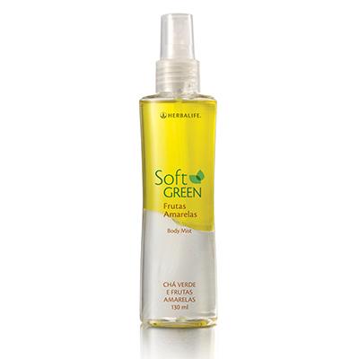 Colônia Desodorante Body Mist Frutas Amarelas