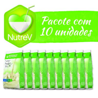 NutreV – Pacote com 10