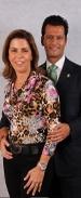 Renata e Jorge Araujo.