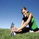 O que comer e beber após o exercicio físico?.
