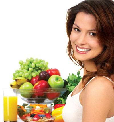 Сбалансированное питание для здоровой кожи