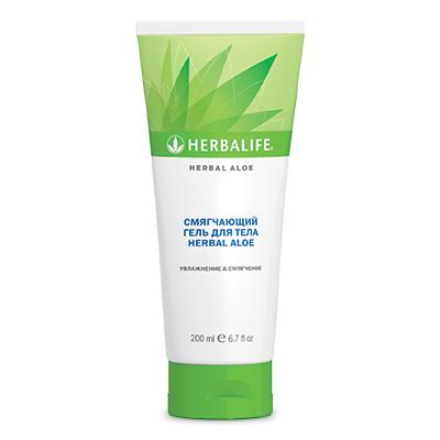 Herbal Aloe Смягчающий гель для тела