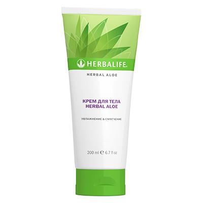 Herbal Aloe Крем для тела